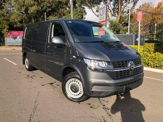 2021 Volkswagen Transporter T6.1 MY21 TDI340 LWB DSG Grey 7 Speed Sports Automatic Dual Clutch Van.