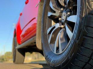 2017 Holden Colorado RG MY17 LTZ (4x4) Red 6 Speed Automatic Crew Cab Pickup.