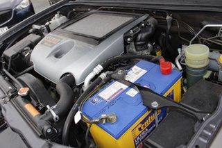 2011 Isuzu D-MAX MY11 SX Grey 5 Speed Manual Utility