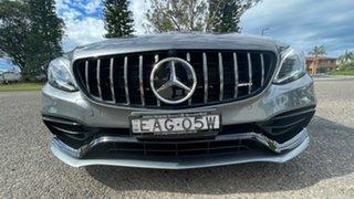 2019 Mercedes-Benz C-Class W205 809MY C63 AMG SPEEDSHIFT MCT S Selenite Grey 9 Speed