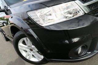 2014 Fiat Freemont JF Urban Indomito Black 6 Speed Automatic Wagon.