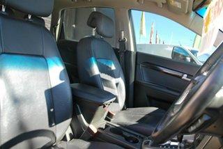 2012 Holden Captiva CG Series II 7 LX (4x4) Black 6 Speed Automatic Wagon