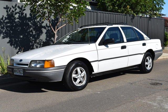 Used Ford Falcon EA II GL Brighton, 1990 Ford Falcon EA II GL White 4 Speed Automatic Sedan
