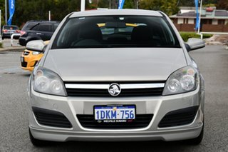 2006 Holden Astra AH MY06 CD Silver 4 Speed Automatic Coupe