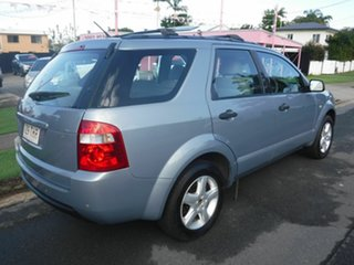 2008 Ford Territory SY TS Silver 5 Speed Automatic Wagon.
