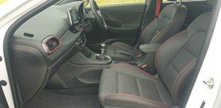 2019 Hyundai i30 PD.3 MY19 N Line Polar White 6 Speed Manual Hatchback