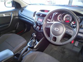 2011 Kia Cerato TD MY11 Koup SI Red 6 Speed Sports Automatic Coupe