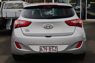 2015 Hyundai i30 GD4 Series II MY16 Active X Sleek Silver 6 Speed Manual Hatchback