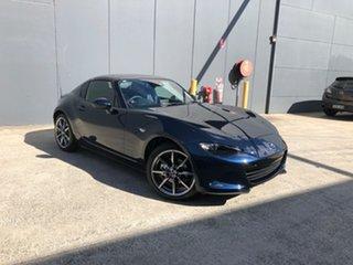 2021 Mazda MX-5 ND GT RF SKYACTIV-Drive Deep Crystal Blue 6 Speed Sports Automatic Targa.