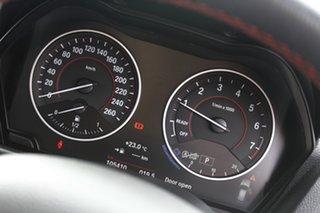 2017 BMW 1 Series F20 LCI 118i Steptronic Sport Line Black 8 Speed Sports Automatic Hatchback