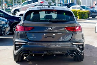 2021 Kia Cerato BD MY21 GT DCT Grey 7 Speed Sports Automatic Dual Clutch Hatchback.