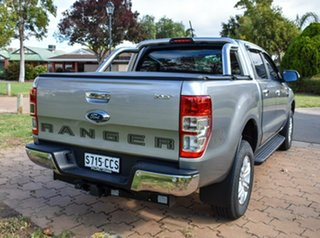 2019 Ford Ranger PX MkIII 2020.25MY XLT Hi-Rider Grey 10 Speed Sports Automatic Double Cab Pick Up
