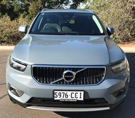 2020 Volvo XC40 XZ MY20 T4 Momentum Grey 8 Speed Sports Automatic Wagon.