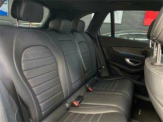 2017 Mercedes-Benz GLC-Class X253 GLC250 Silver Sports Automatic Wagon