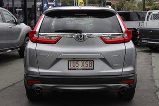 2017 Honda CR-V RM Series II MY17 VTi-S Silver 5 Speed Sports Automatic Wagon