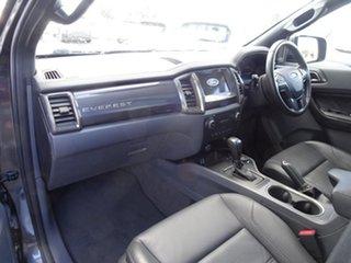 2017 Ford Everest UA Titanium Meteor Grey 6 Speed Automatic SUV