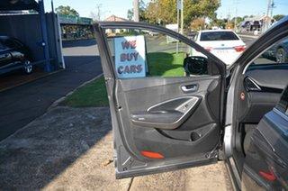 2012 Hyundai Santa Fe DM Elite CRDi (4x4) Grey 6 Speed Automatic Wagon