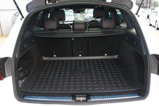2017 Mercedes-AMG GLC43 253 MY17 White 9 Speed Automatic G-Tronic Wagon