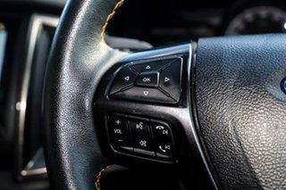 2019 Ford Ranger PX MkIII 2019.00MY Wildtrak Orange 6 Speed Manual Double Cab Pick Up