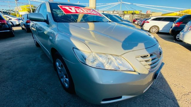 Used Toyota Camry ACV40R Altise Maidstone, 2007 Toyota Camry ACV40R Altise Gold 5 Speed Automatic Sedan
