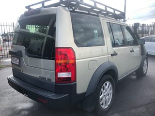 2006 Land Rover Discovery 3 SE Gold 6 Speed Automatic Wagon.