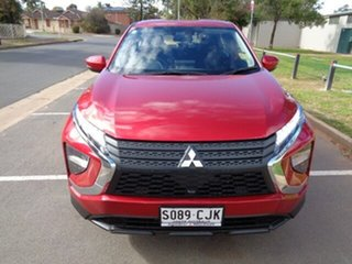2020 Mitsubishi Eclipse Cross YB MY21 ES 2WD P62 Red 8 Speed Constant Variable Wagon.