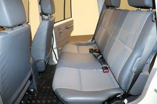 2017 Toyota Landcruiser VDJ76R Workmate French Vanilla 5 speed Manual Wagon