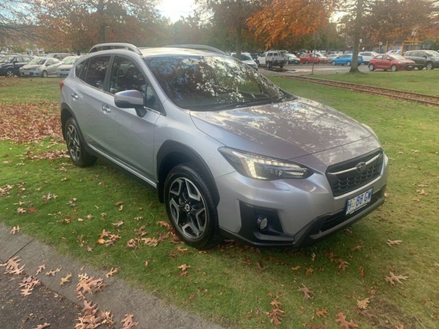 Used Subaru XV G5X MY18 2.0i-S Lineartronic AWD Launceston, 2018 Subaru XV G5X MY18 2.0i-S Lineartronic AWD Silver 7 Speed Constant Variable Wagon