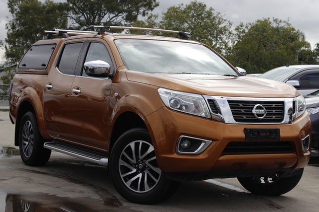 Used Nissan Navara D23 ST Mount Gravatt, 2016 Nissan Navara D23 ST Gold 6 Speed Manual Utility