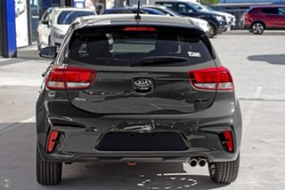 2021 Kia Rio YB MY21 GT-Line DCT Grey 7 Speed Sports Automatic Dual Clutch Hatchback.