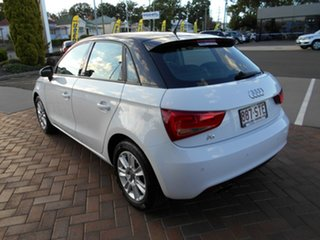 2012 Audi A1 8X MY12 Attraction Sportback S Tronic 7 Speed Sports Automatic Dual Clutch Hatchback
