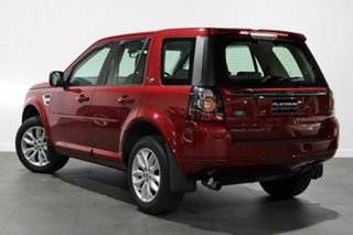 2013 Land Rover Freelander 2 LF MY13 Si4 SE Red 6 Speed Sports Automatic Wagon.