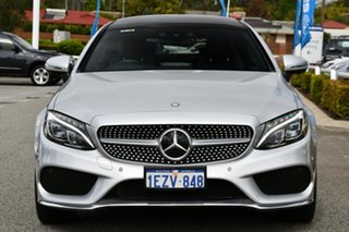 2016 Mercedes-Benz C-Class C205 C300 7G-Tronic + Silver 7 Speed Sports Automatic Coupe