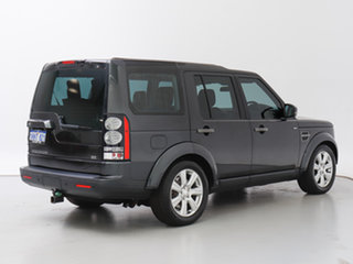 2014 Land Rover Discovery MY14 3.0 SDV6 SE Grey 8 Speed Automatic Wagon