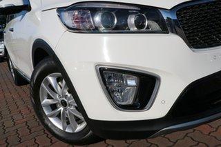 2015 Kia Sorento UM MY15 SI White 6 Speed Sports Automatic SUV.
