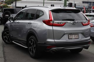 2017 Honda CR-V RM Series II MY17 VTi-S Silver 5 Speed Sports Automatic Wagon.