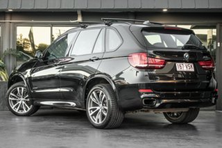 2015 BMW X5 F15 xDrive25d Black 8 Speed Automatic Wagon.