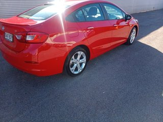 2018 Holden Astra BL MY18 LT Red 6 Speed Sports Automatic Sedan.