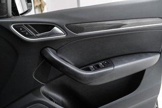 2017 Audi RS Q3 8U MY17 performance S Tronic Quattro Black 7 Speed Sports Automatic Dual Clutch