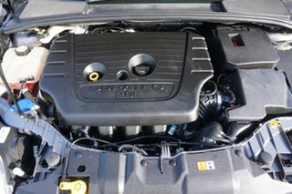 2013 Ford Focus LW MkII Titanium PwrShift Grey 6 Speed Sports Automatic Dual Clutch Sedan