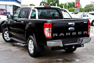 2021 Ford Ranger PX MkIII 2021.25MY XLT Black 6 Speed Sports Automatic Double Cab Pick Up