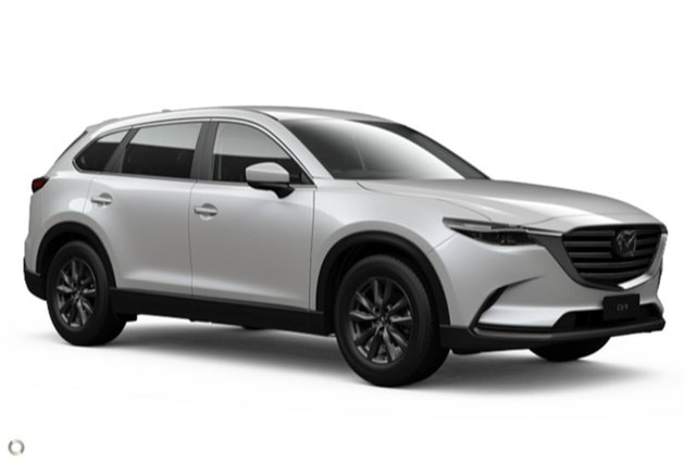 New Mazda CX-9 TC Sport SKYACTIV-Drive i-ACTIV AWD Waitara, 2021 Mazda CX-9 TC Sport SKYACTIV-Drive i-ACTIV AWD White 6 Speed Sports Automatic Wagon
