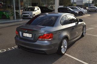 2011 BMW 1 Series E82 LCI MY11 120i Steptronic Grey 6 Speed Sports Automatic Coupe