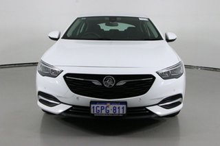 2018 Holden Commodore ZB LT White 9 Speed Automatic Liftback.