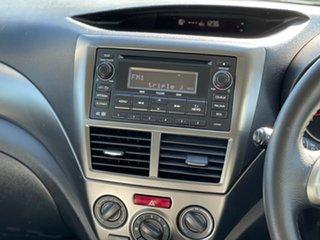 2010 Subaru Impreza G3 MY10 R AWD White 4 Speed Sports Automatic Hatchback