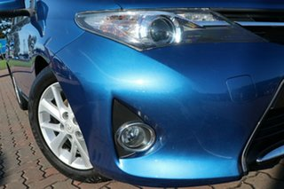 2013 Toyota Corolla ZRE182R Ascent Sport S-CVT Tidal Blue 7 Speed Constant Variable Hatchback.