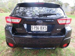 2018 Subaru XV G5X MY19 2.0i Lineartronic AWD Dark Blue Pearl/clot 7 Speed Constant Variable Wagon