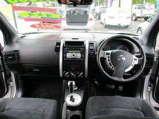 2013 Nissan X-Trail ST 4x4 Silver 5 Speed Automatic Wagon