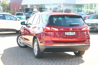 2018 Holden Equinox EQ MY18 LS Plus (FWD) (5Yr) Red 6 Speed Automatic Wagon.