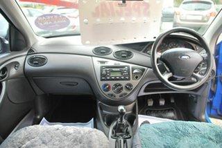 2002 Ford Focus LR LX Blue 5 Speed Manual Hatchback